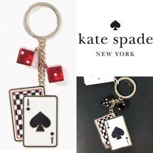 Kate Spade Lucky Draw Key Fob